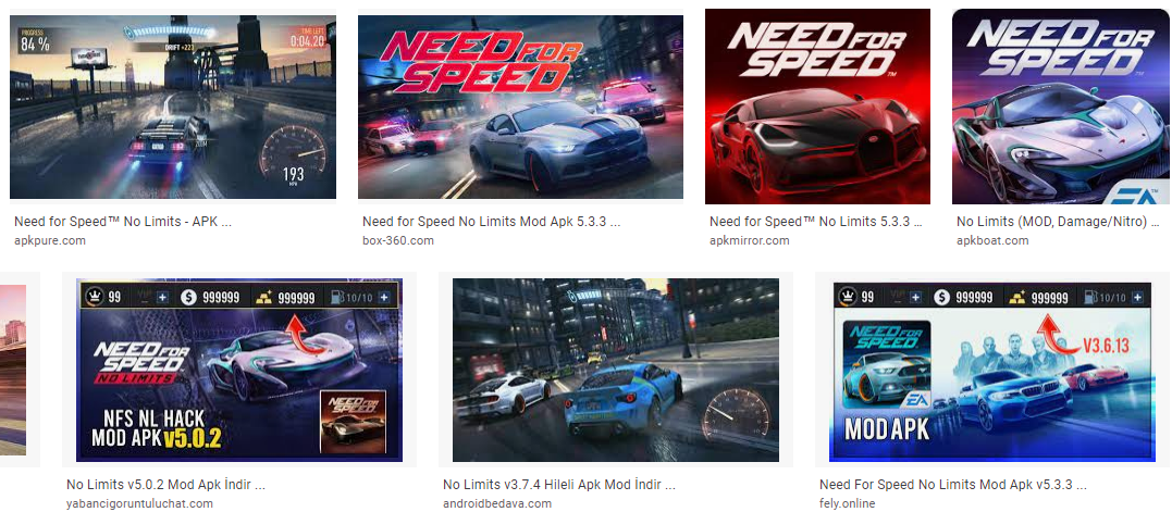 Need for Speed™ No Limits Mod APK Latest Version 2021**