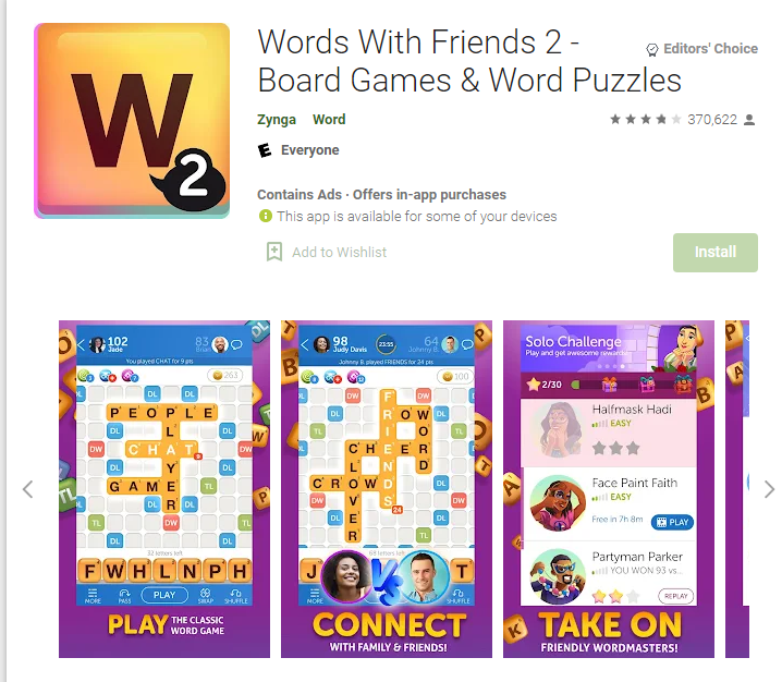 Words With Friends 2 Cheat APK Latest Version 2021**
